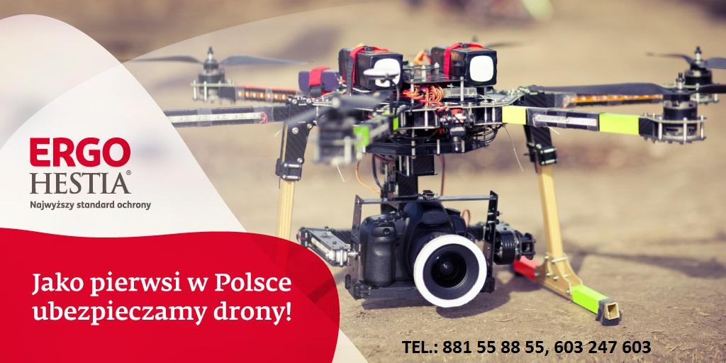 PLAKAT DRON